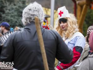 Masopust spojený se zabíjačkou v Boršově nad Vltavou