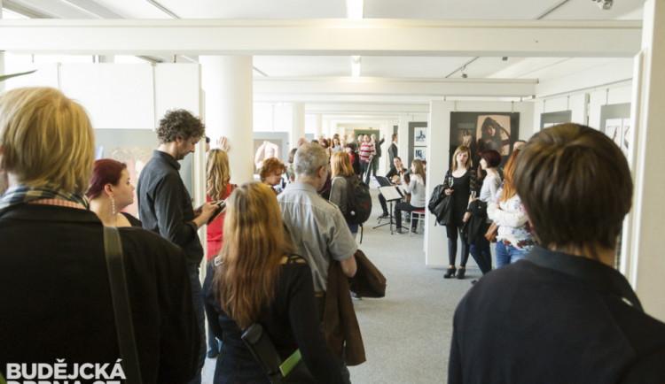 Vernisáž výstavy Jen plané sny aneb Proměny (pro) ženy fotografa Jaroslava Klímy
