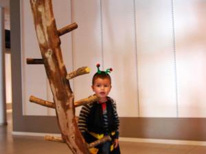Děti se díky kostýmům vžijí lépe do své role