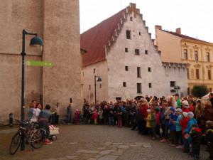 Piaristické náměstí. Foto Daniel Turek