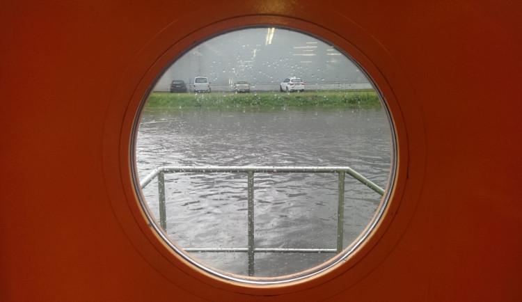 Pozdrav z lodě Terno. Foto Jack
