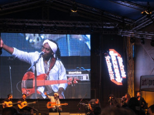 Richard Bona Flamenco Project