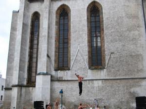 Cirk La Putyka ohromil diváky