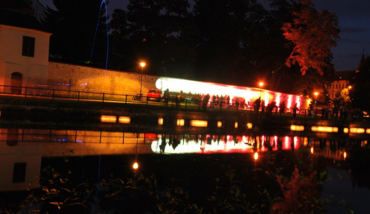 Akce se pořádala v rámci festivalu Lidé městu, město lidem