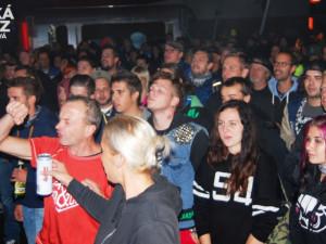 Na koncert Better Way přišlo také hodně lidí