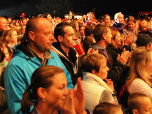 Na Sokolský ostrov přišly tisíce lidí