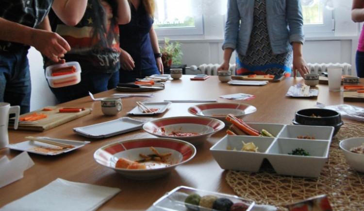 Workshop byl rozdělen do dvou skupin