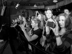 Kapela J.A.R. slavila v budějcké Slavii 25 let. Foto Fo:Tobias