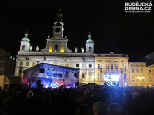 Festival 25 let svobody v Českých Budějovicích