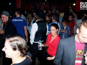 Úterní večer neodradil studenty rozjet skvělý mejdan