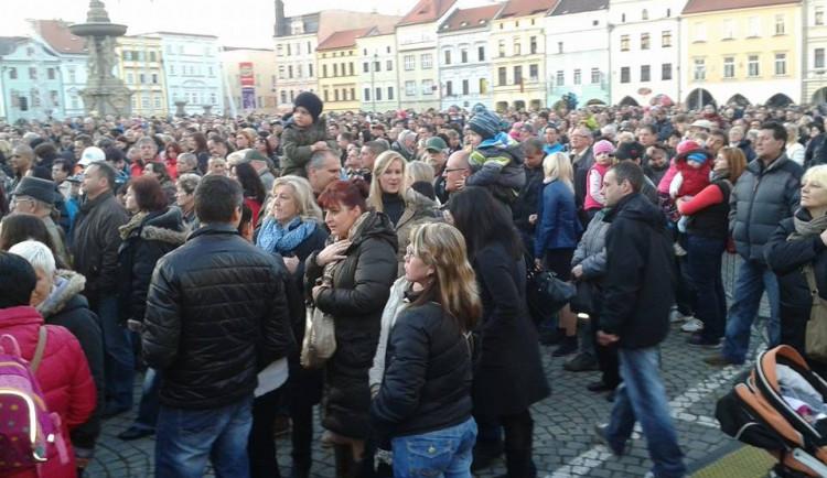Oslavy založení Českých Budějovic