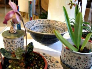 Krokodýli ozvláštňují letošní výstavu orchidejí v Metropolu
