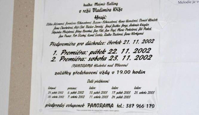 Divadelní festival Hluboká nad Vltavou
