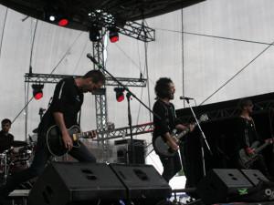 Open air musicfest Přeštěnice