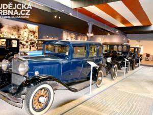 Veteran muzeum Nová Bystřice