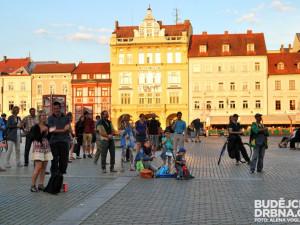 Tarapaca jazz na náměstí