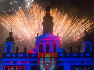 Magické Budějovice - zakončení oslav 750 let města
