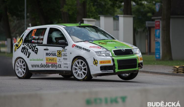 44. Rallye Český Krumlov