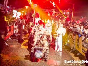 Krampus Show Kaplice 2016