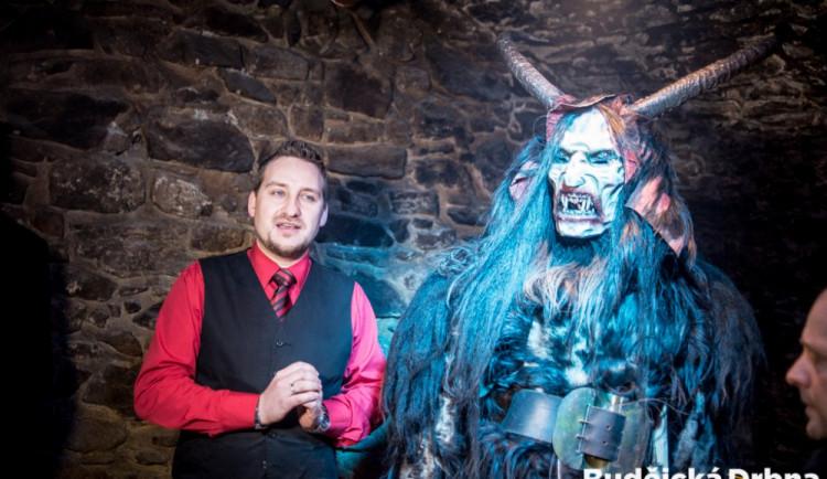 Do Galerie Krampus vKaplici se opět vrátily alpské démonické bytosti