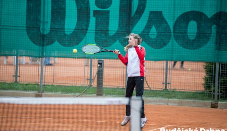 Mezinárodní tenisové trojutkání mládeže do 14 let