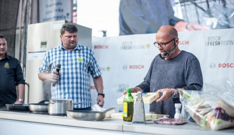 Bosch Fresh Festival v Českých Budějovicích