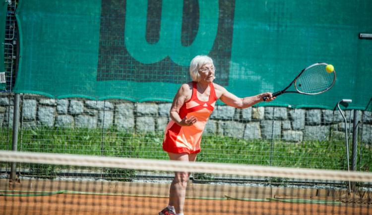 Tenisový turnaj Dobrá vůle 2017