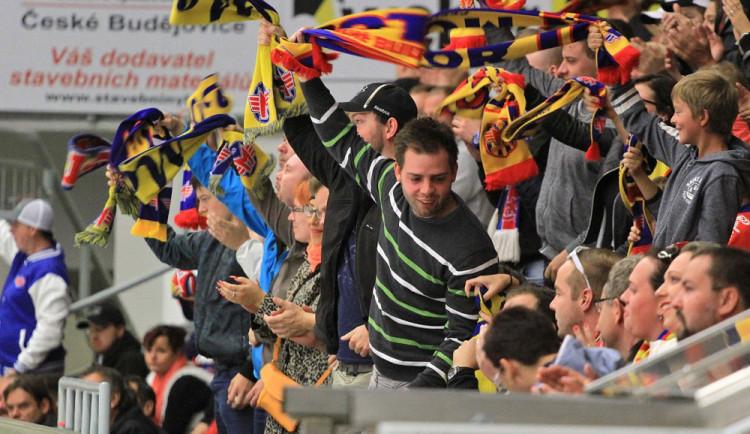 Fanoušci se v první třetině radovali ze dvou gólů