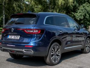Nový Renault Koleos