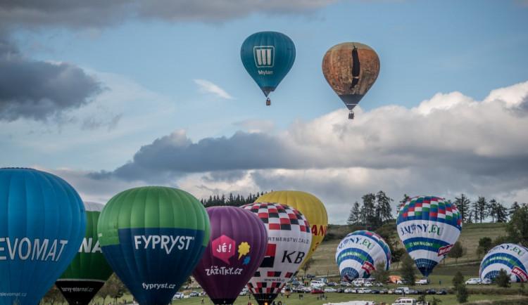 Balony nad Lipnem