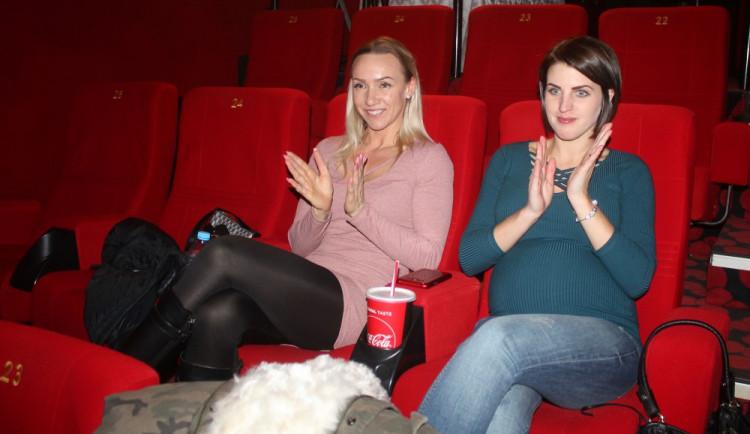 Prosincová Dámská jízda v CineStaru