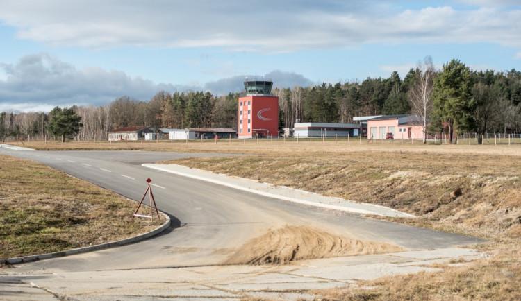 Zaháejní výstavby druhé etapy Letiště České Budějovice