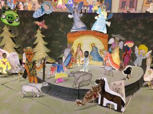 Rekordní betlém v Jihočeském muzeu