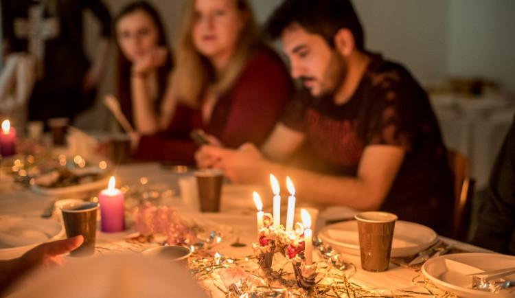 Zahraniční studenti a české Vánoce