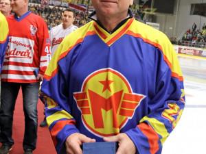 Stříbrný medailista ze ZOH 1984 v Sarajevu a mistr světa z roku 1985 Jiří Lála