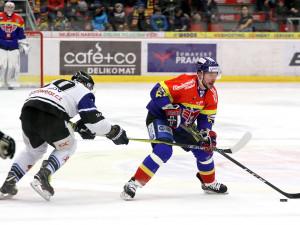 Petr Vampola odehrál povedené utkání