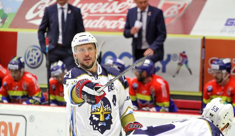 V minulé sezoně hráč Motoru Petr Vampola se do Budvar arény vrátil v dresu soupeře