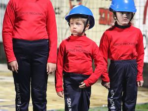 Dobrovolní hasiči z Nových Homolí
