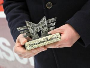Cena pro nejlepšího hráče minulé sezony Petra Kváču