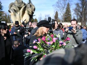 Pohřeb Jiřího Pomeje