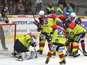 Šance chomutovských hokejistů