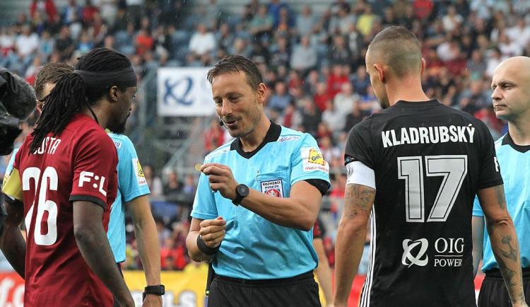 Dynamo ztratilo dvougólový náskok a se Spartou remizovalo