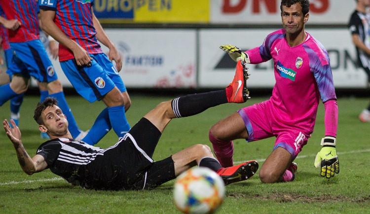 Dynamo nestačilo na Plzeň