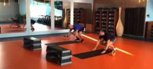 Fitness výzva Sportcentra Delfín