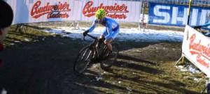 Mistrovství světa v cyklokrosu - závod mužů do 23 let