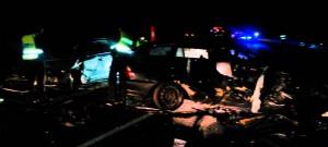 Tragická dopravní nehoda u Srlína na Písecku