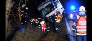 Smrtelná dopravní nehoda u Zárybničné Lhoty
