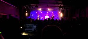Kapela Mig 21 v sobotu vystoupila v Café Klubu Slavie se svými tradičními hity