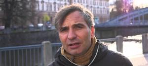 Jiří Macháček zdraví čtenáře Budějcké Drbny