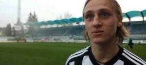 Patrik Čavoš po vítězném utkání se Sokolovem
